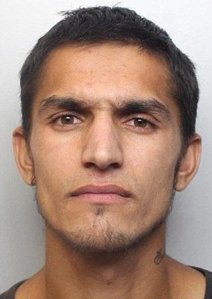 Leeds bus stop rapist