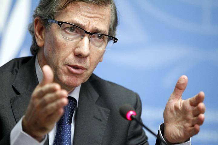 Special UN Envoy to Libya, Bernardino Leon
