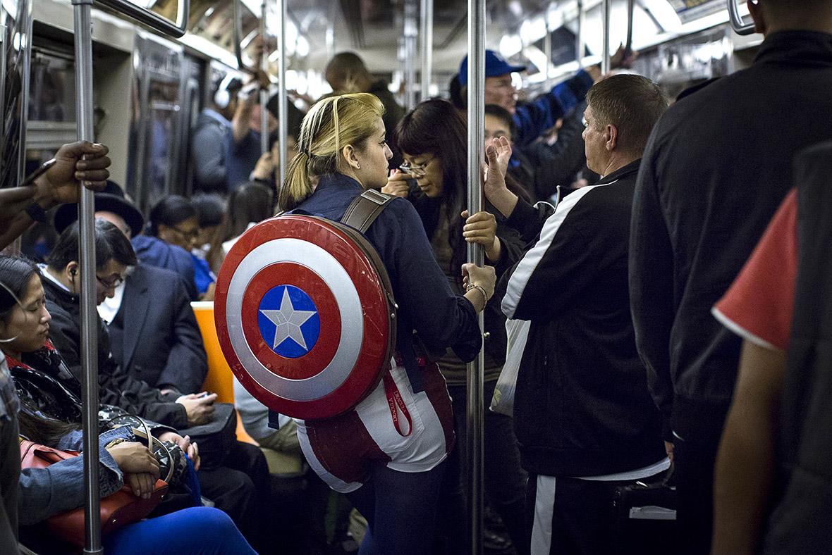 New York Comic Con 2015