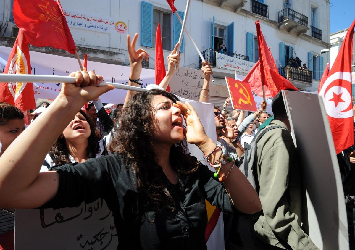 UGTT Tunisian General Labour Union