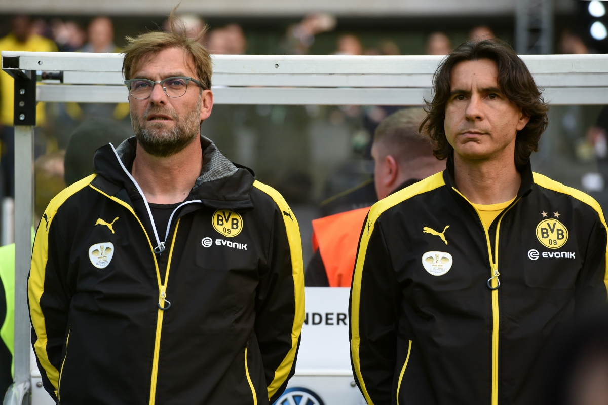 Klopp and Buvac