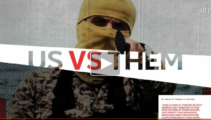 Us vs Them vidoe