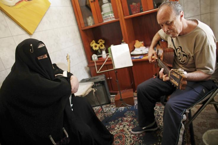 Gisele Marie: The Muslim heavy metal artis