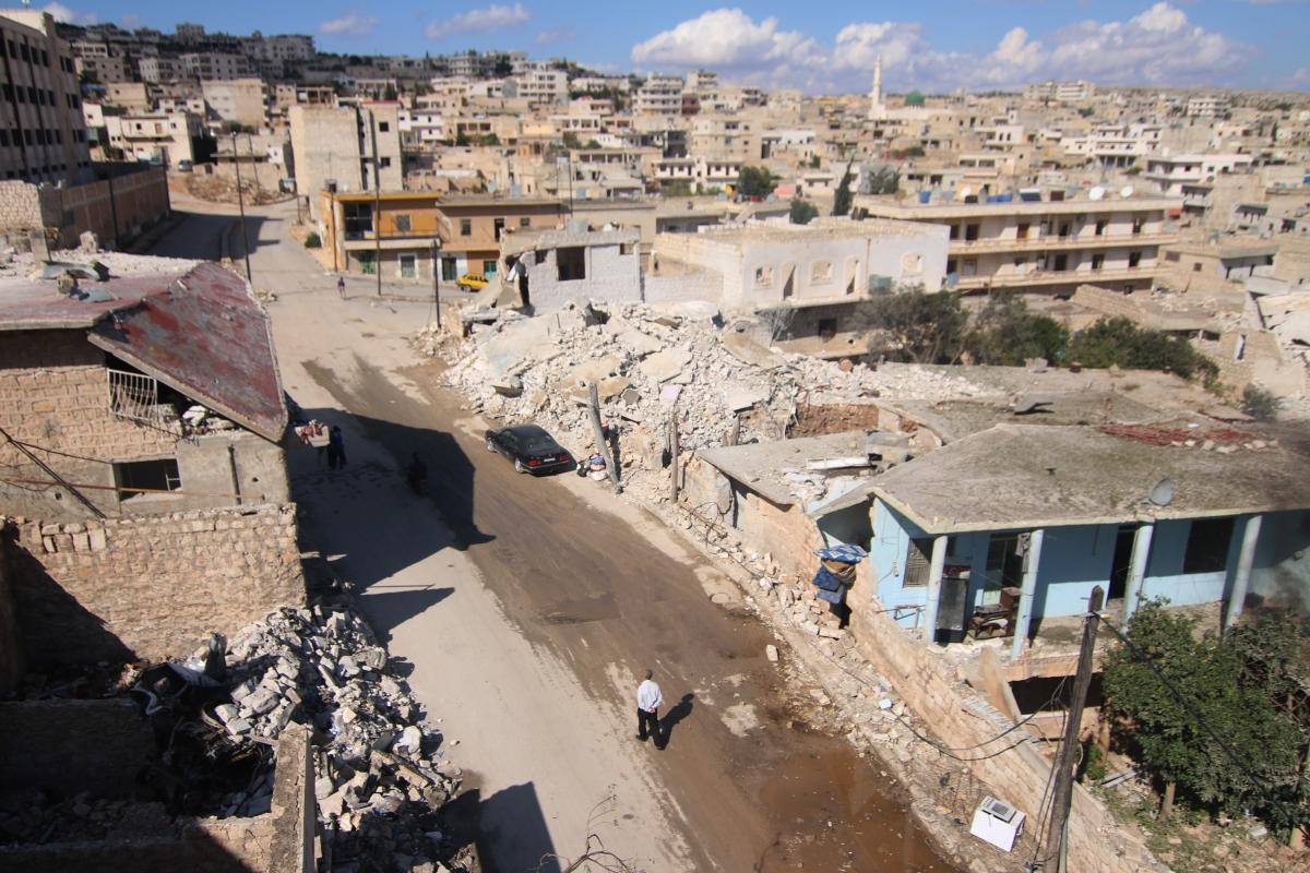 Aleppo Syria 2015