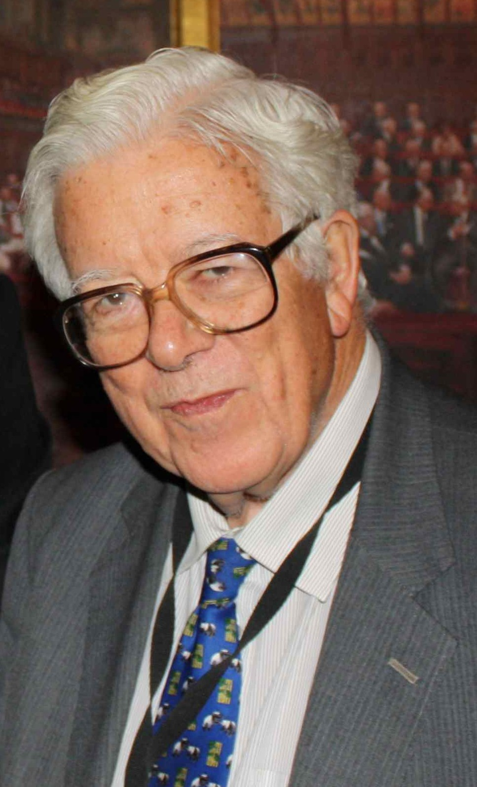 Geoffrey Howe Former Conservative Chancellor Dies Of