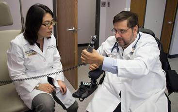 Dr Ida Fox Washington University