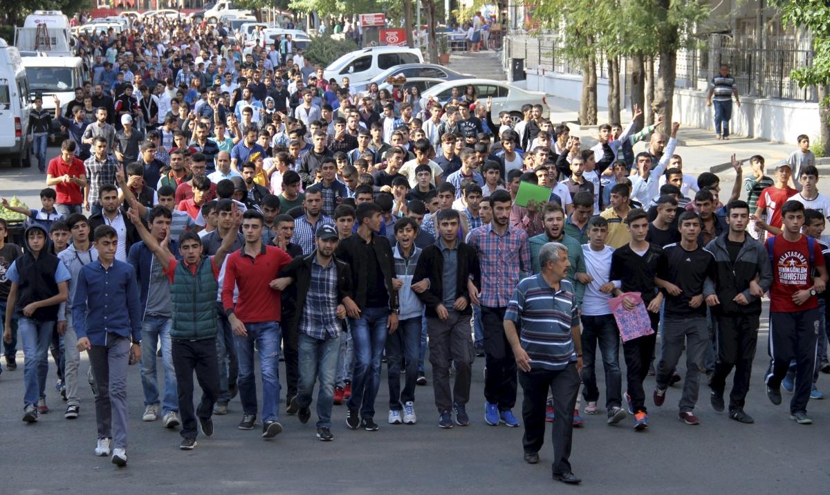 Turkey Ankara blasts