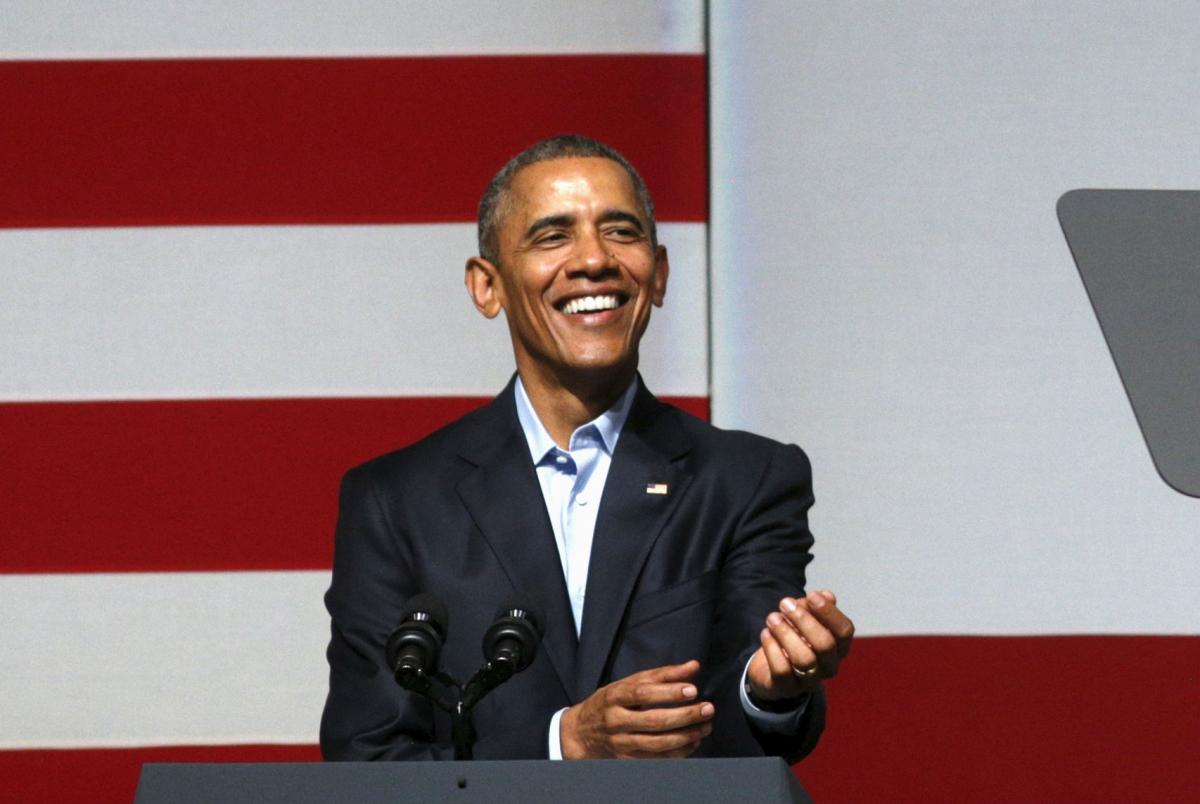 President Obama in San Francisco