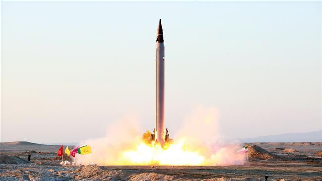 Emad ballistic missile