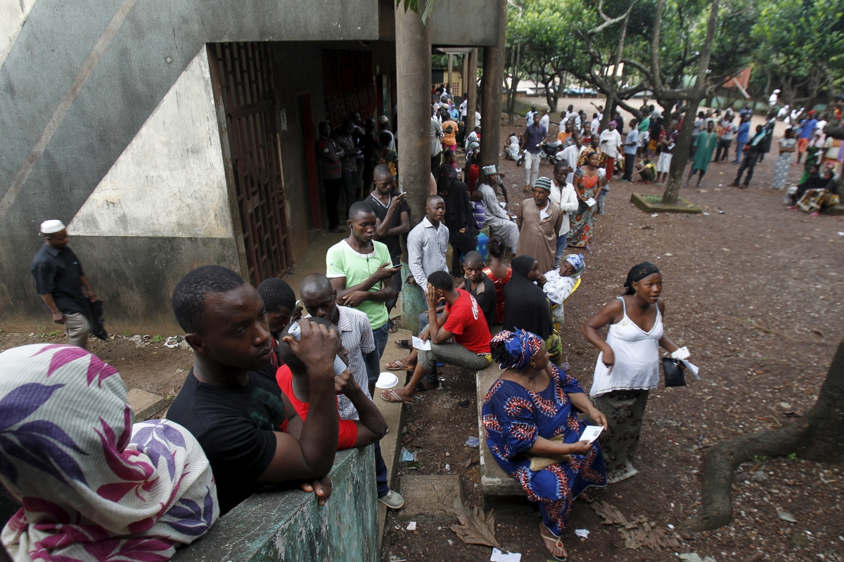 Guinea elections
