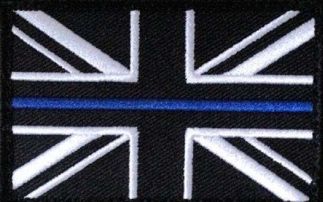 Thin Blue Line Badge