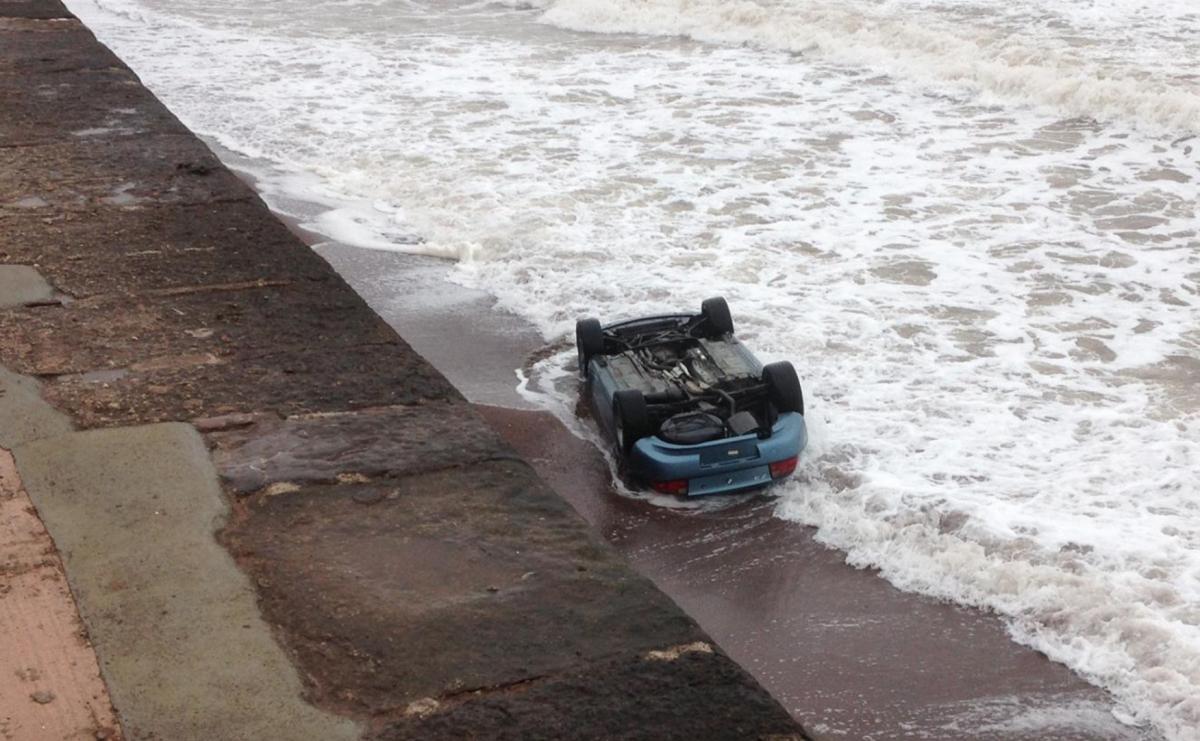 Teignmouth crash