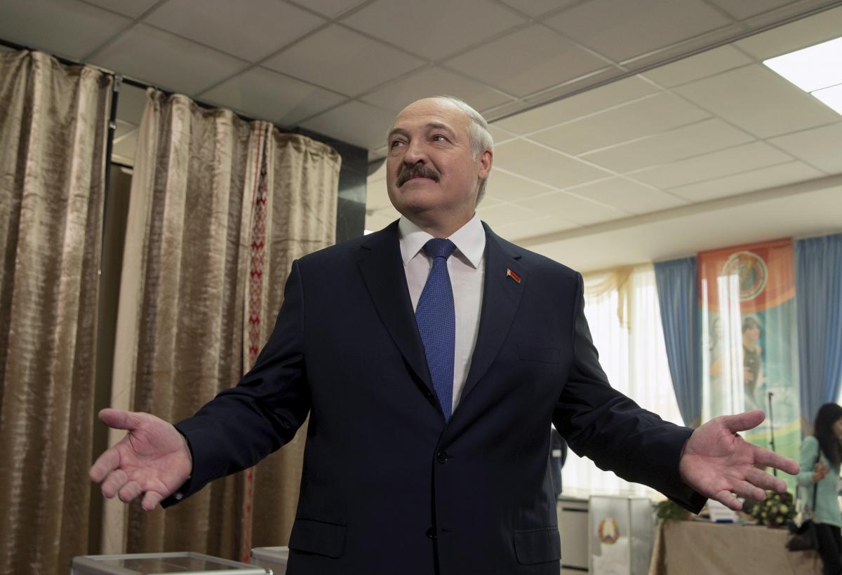 Belarus elections Alexander Lukashenko