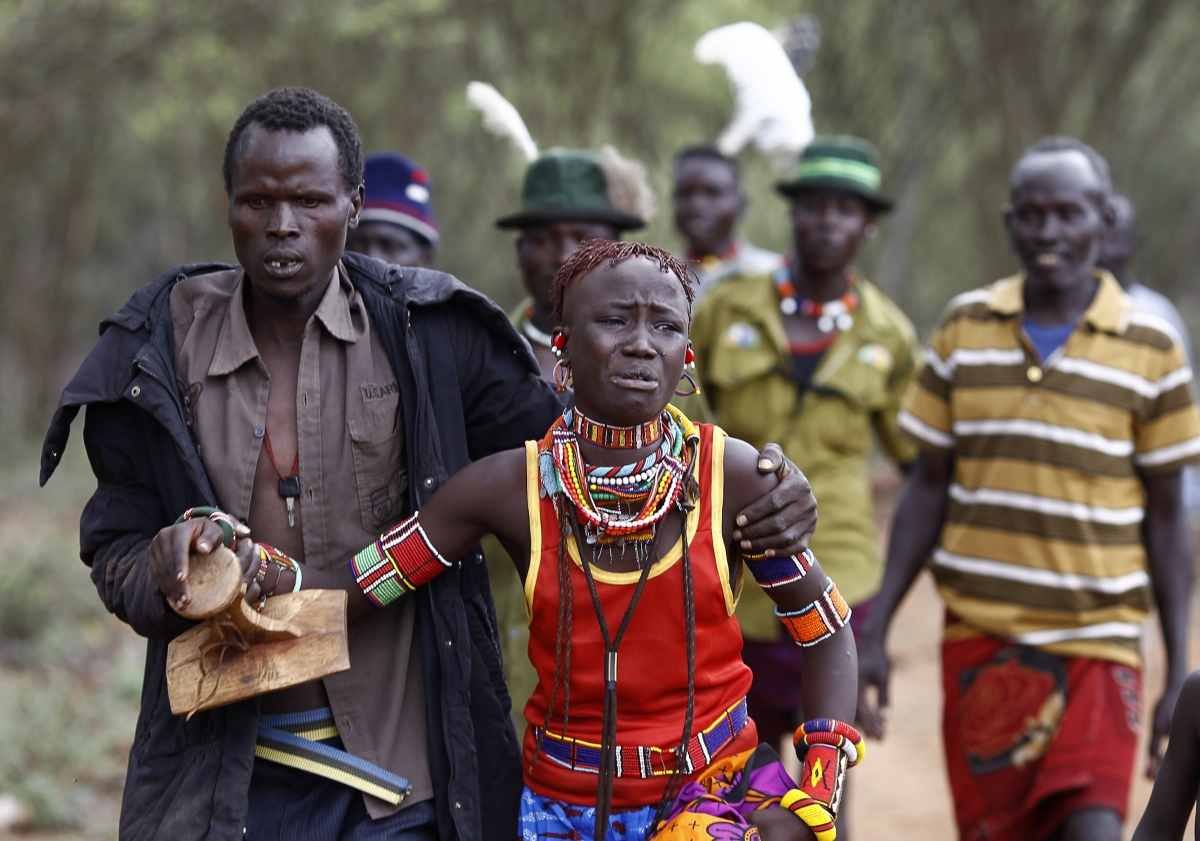 Kenya child marriage