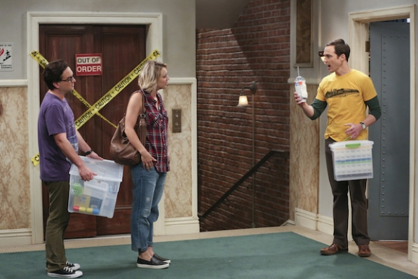 The Big Bang Theory season 9