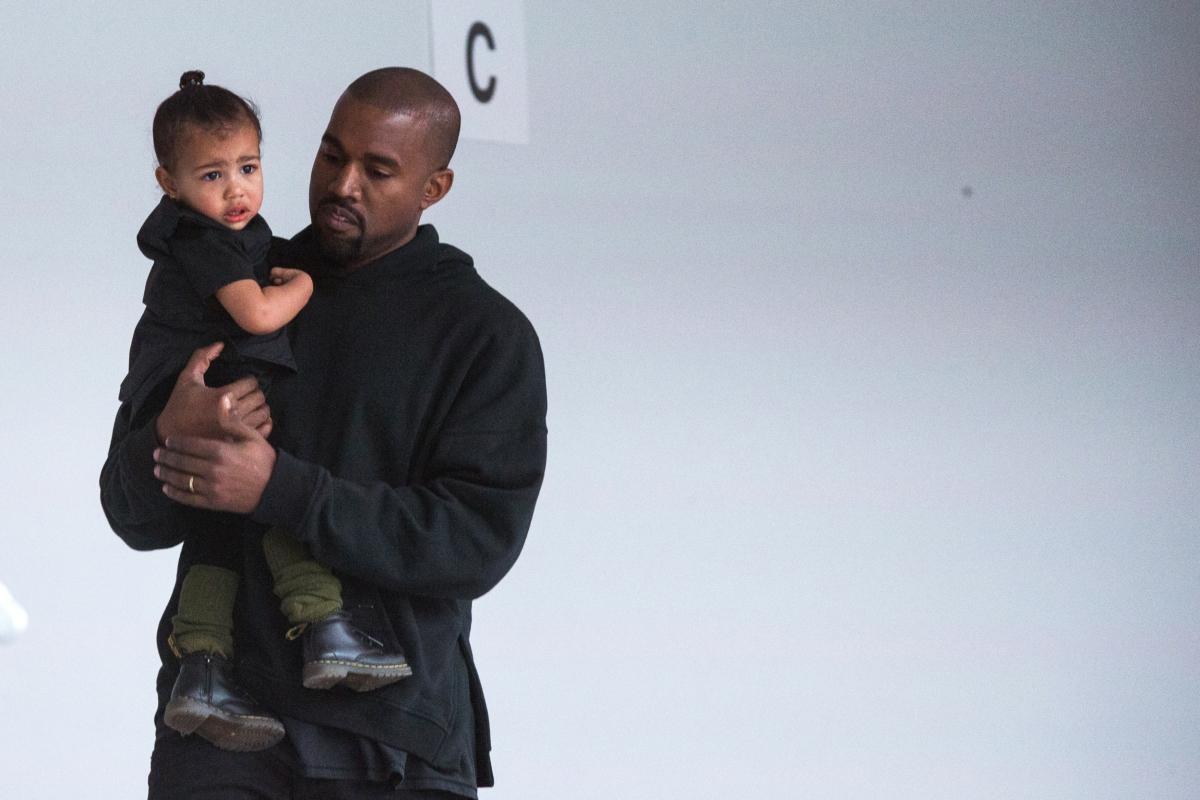 Kanye West North