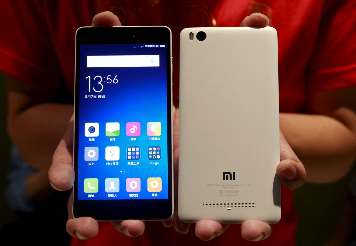 Xiaomi Mi 5 smartphone hands on