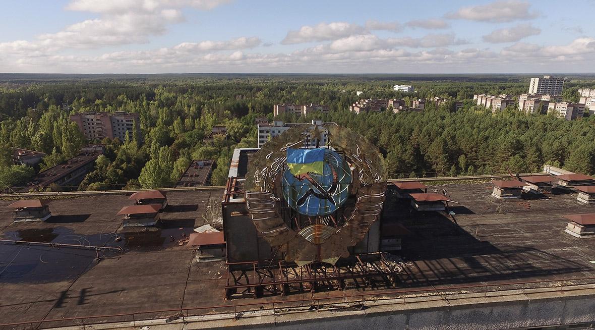 Chernobyl Radiation Zone