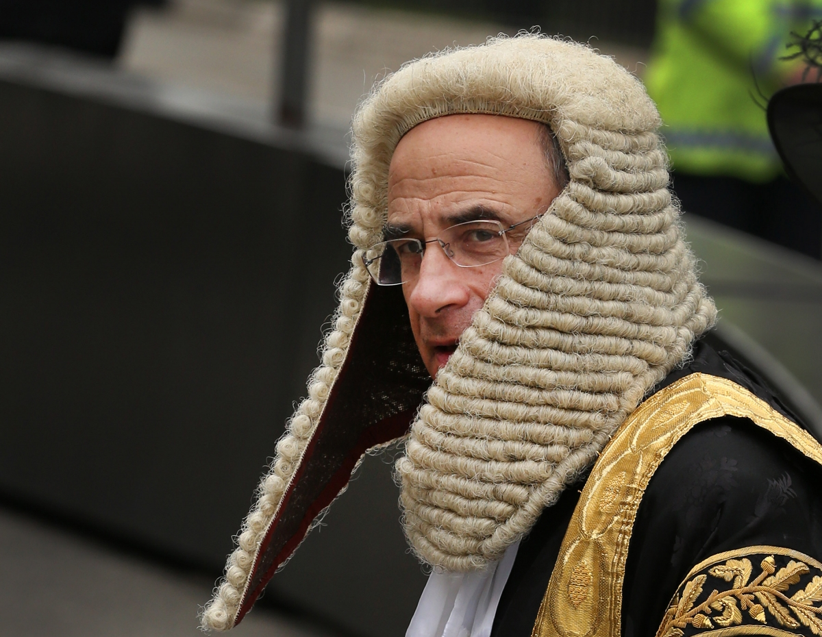 Lord Justice Leveson