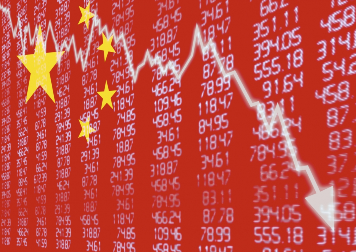 China's massive debt is on a 'dangerous' trajectory