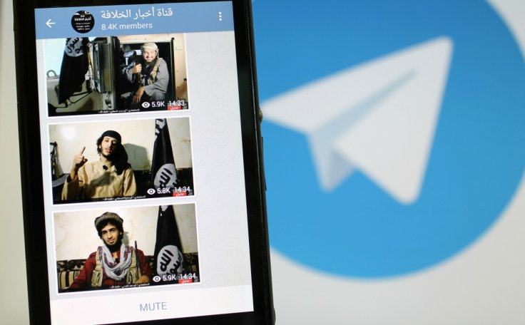 Isis Telegram channel doubles followers to 9,000 in less