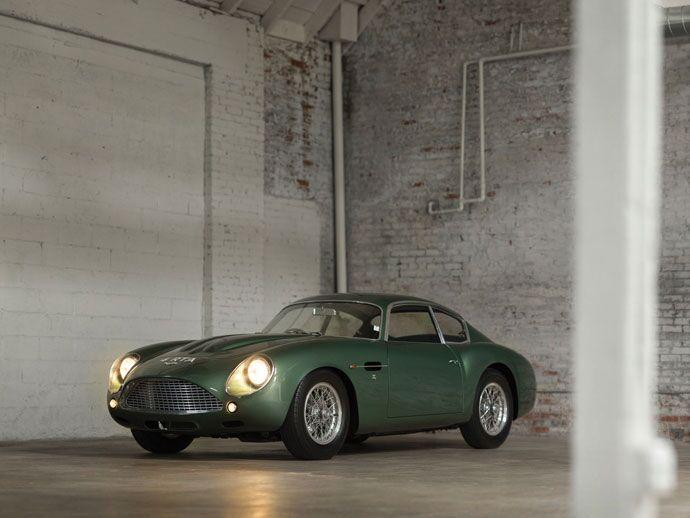 Rare Aston Martin set to become Britain's most expensive ever car