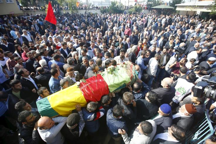 Ankara bombing Isis