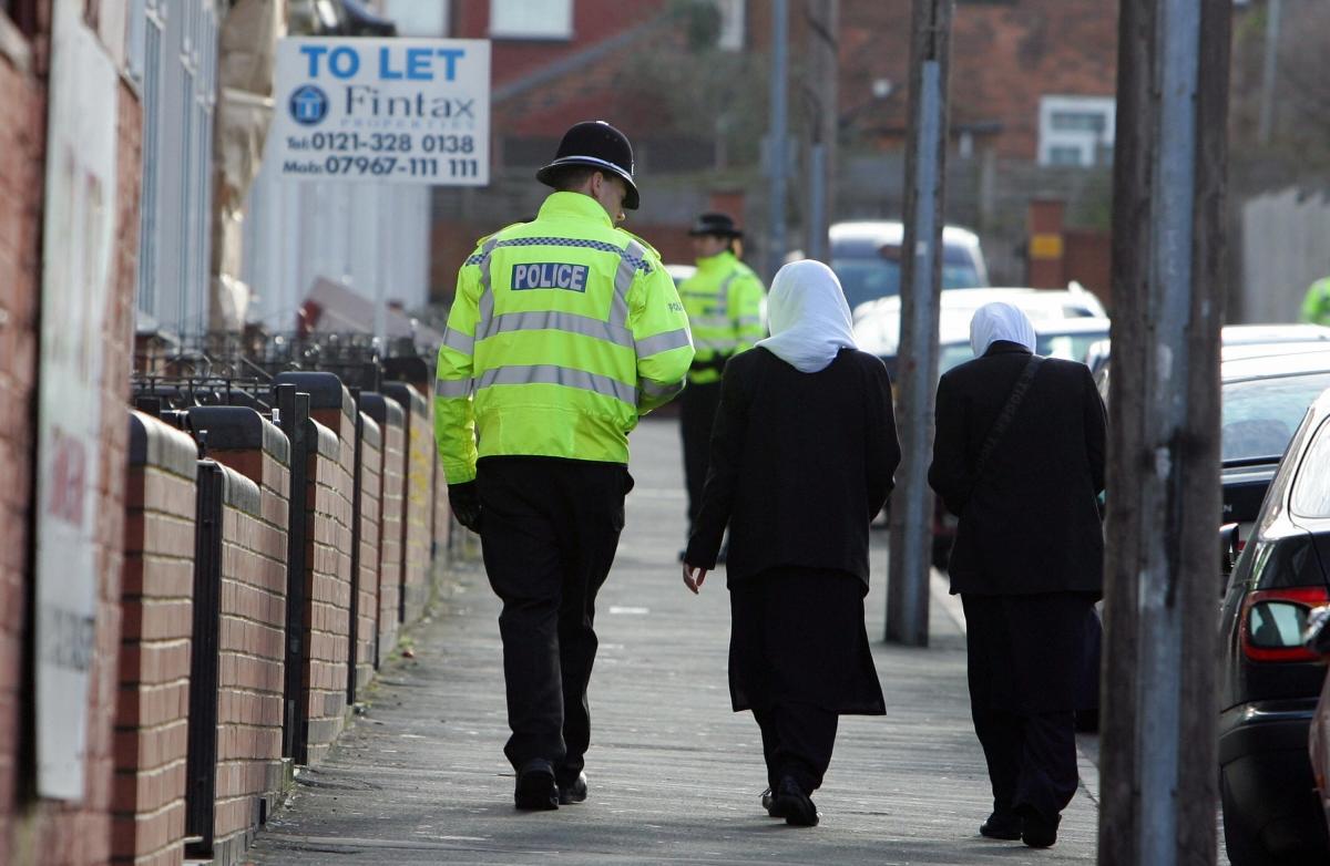 muslim crime UK