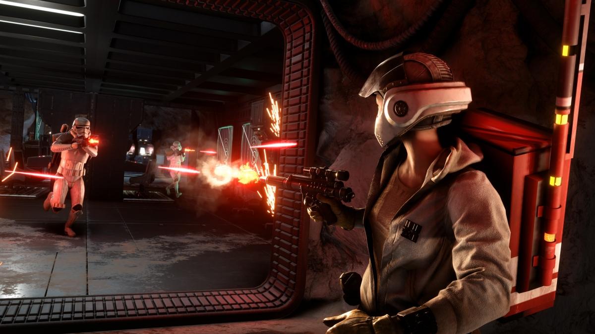 Star Wars Battlefront Cargo Mode