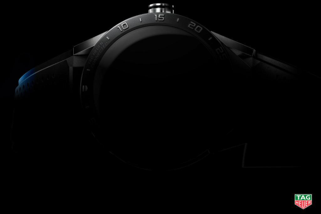 Tag Heuer Connected smartwatch teaser