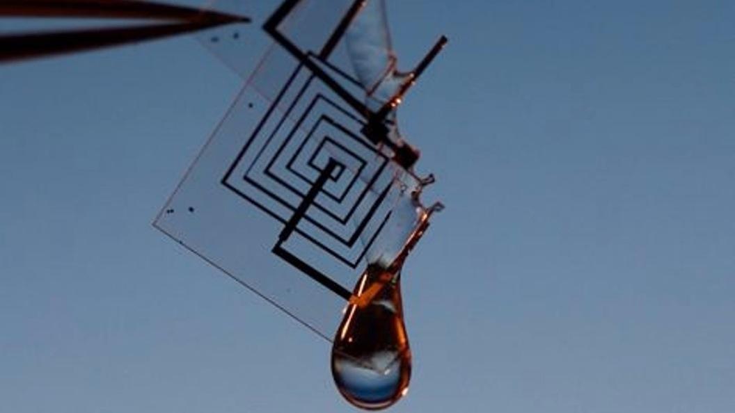 DARPA ICARUS self-destructing drone