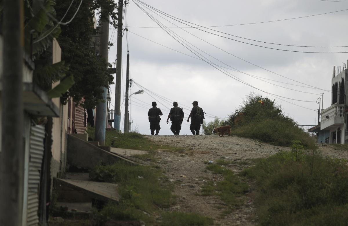 Guatelama vigilante violence