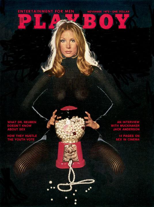 Playboy November 1972