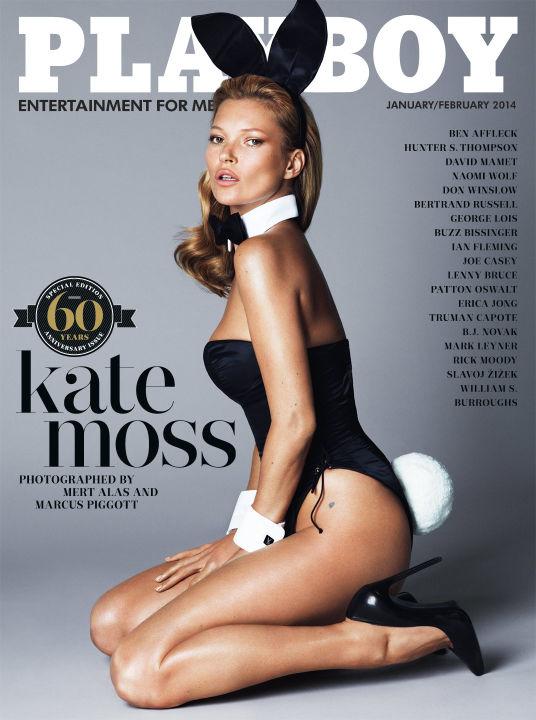 Playboy 60th anniversary January February 2014
