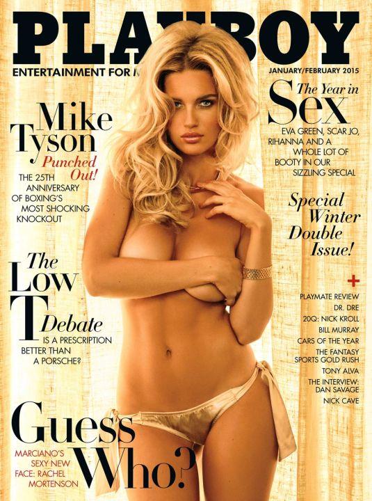 Playboy January February 2015