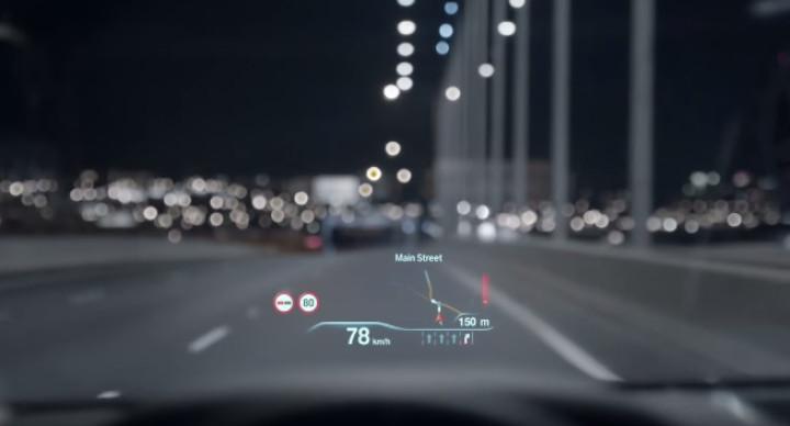 BMW 7-Series night vision