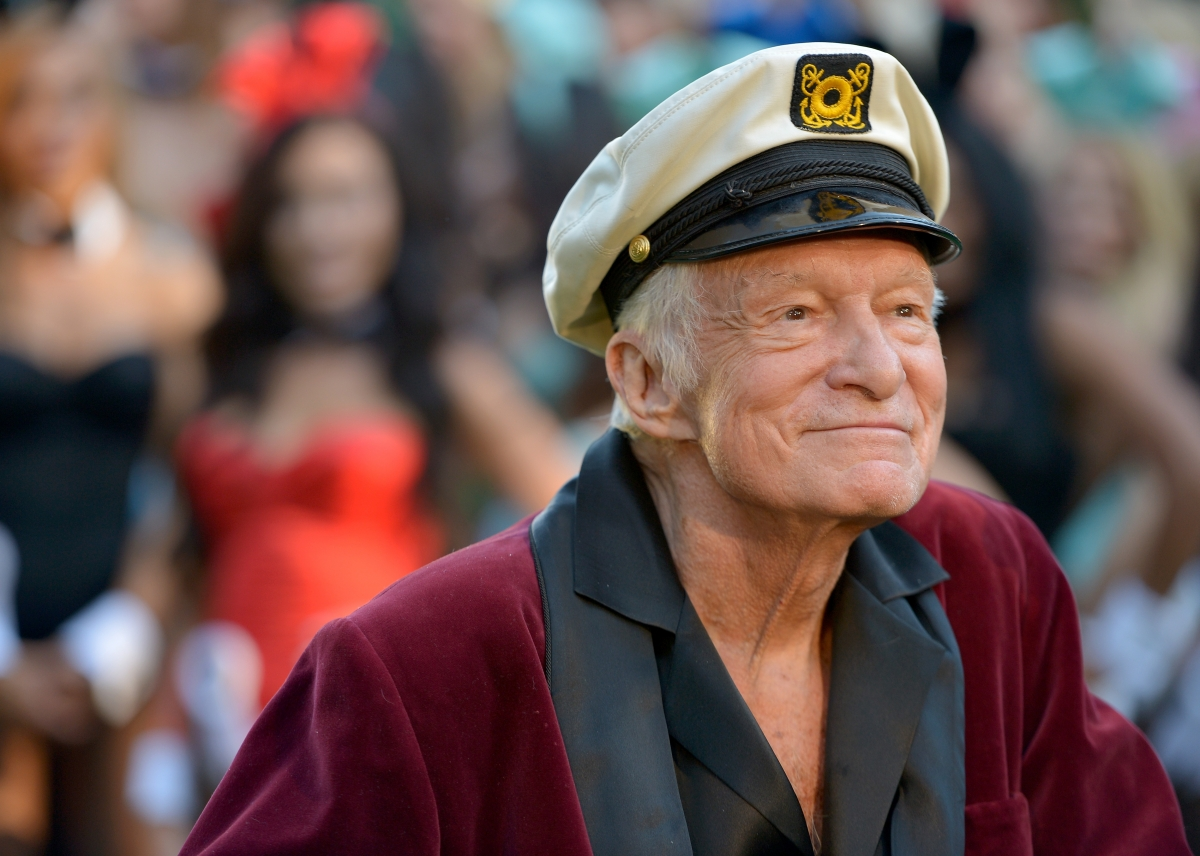 'I am heartbroken': Hugh Hefner's wife Crystal pays tribute to Playboy founder