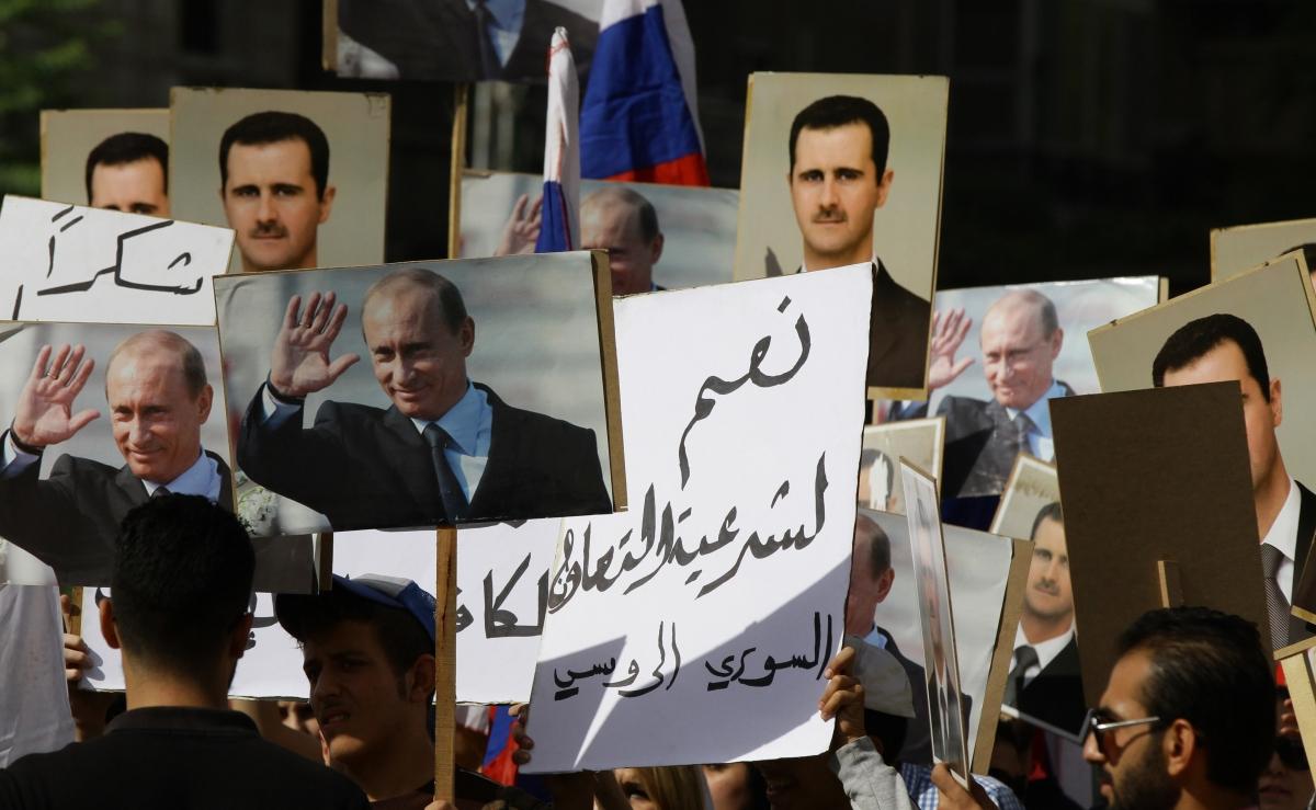 Damascus Russian Embassy Al-Qaeda