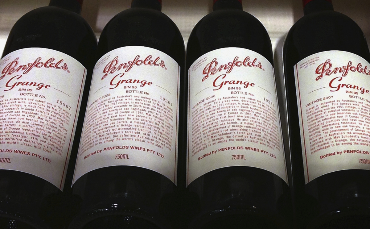 Treasury Wine to acquire majority of Diageo's UK and U.S. wine assets for $552 m