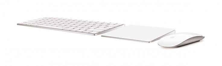 Apple Magic accessories for iMac