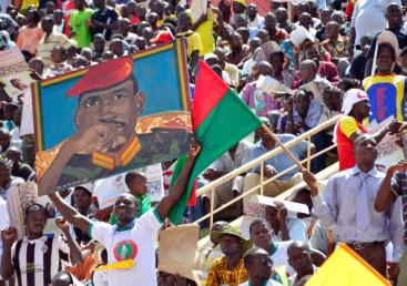 Burkina Faso protest