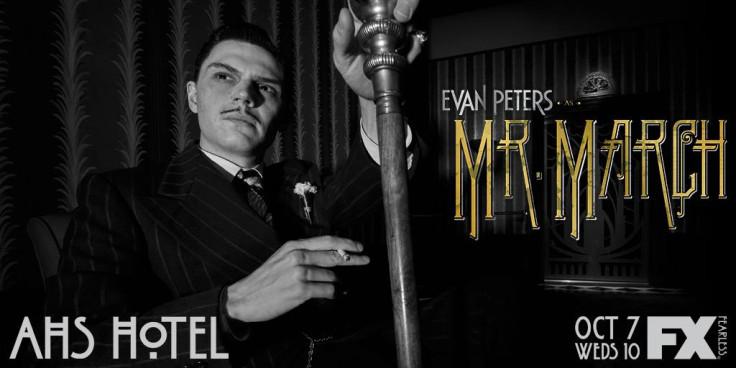 AHS Hotel episode 2