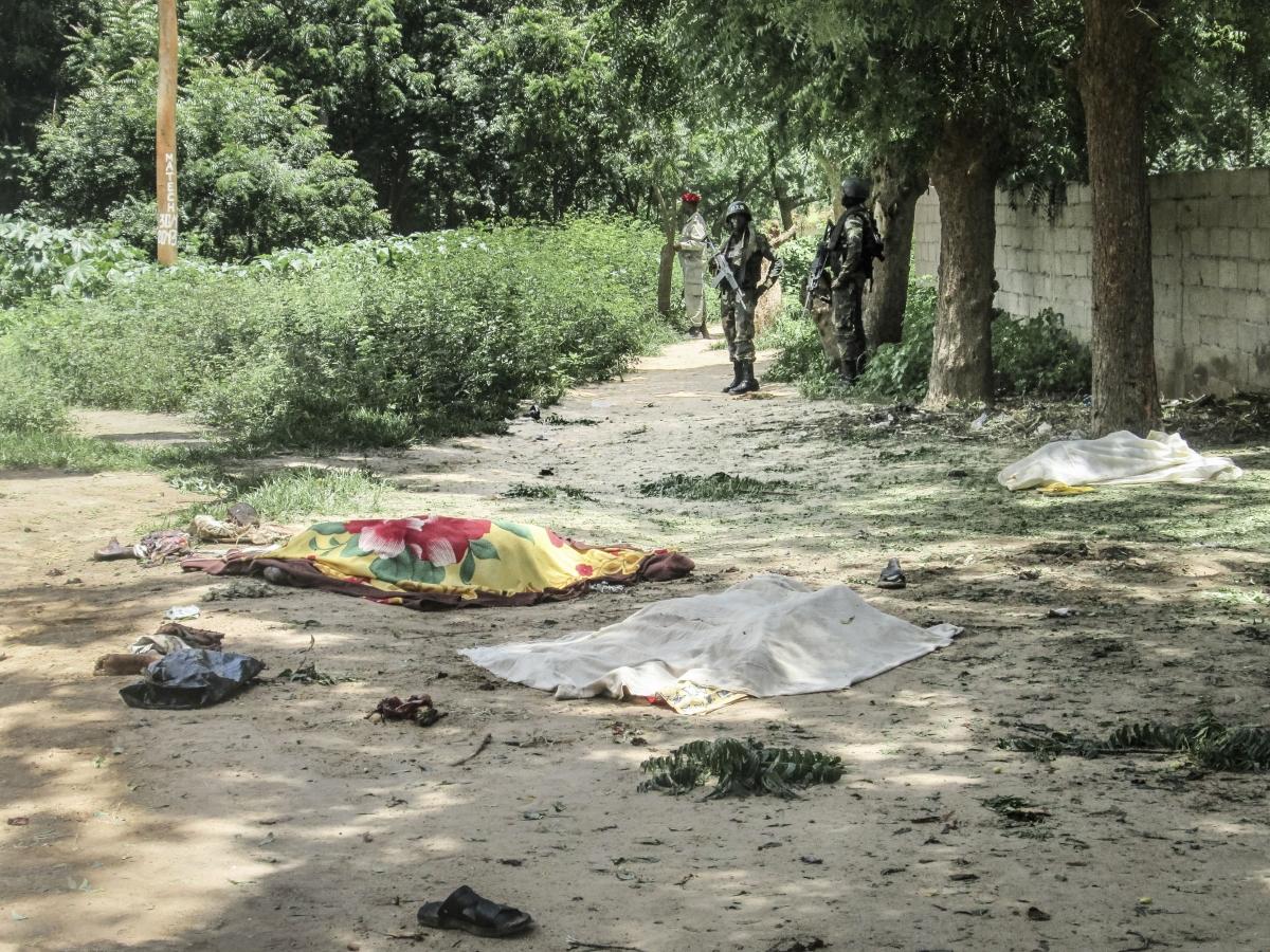 Boko Haram attack in Cameroon