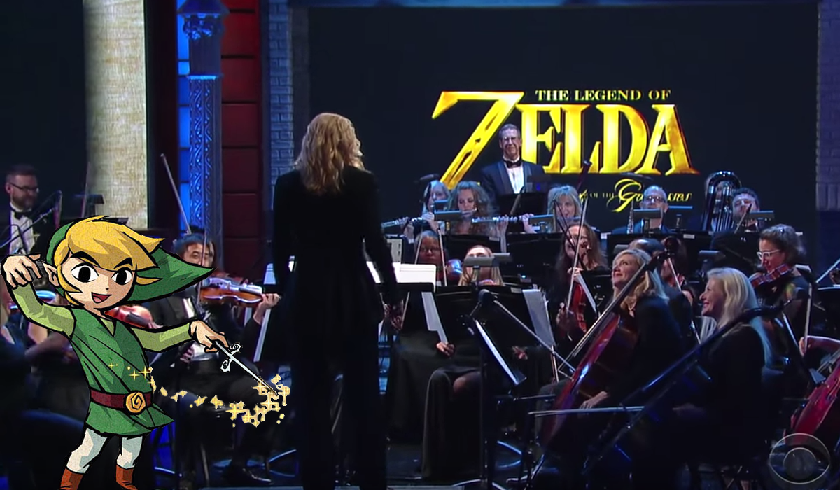 The Legend of Zelda Orchestra Colbert