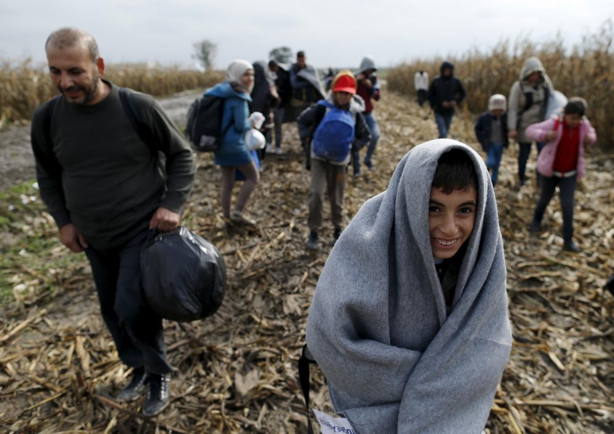 Croatia refugees migrant crisis