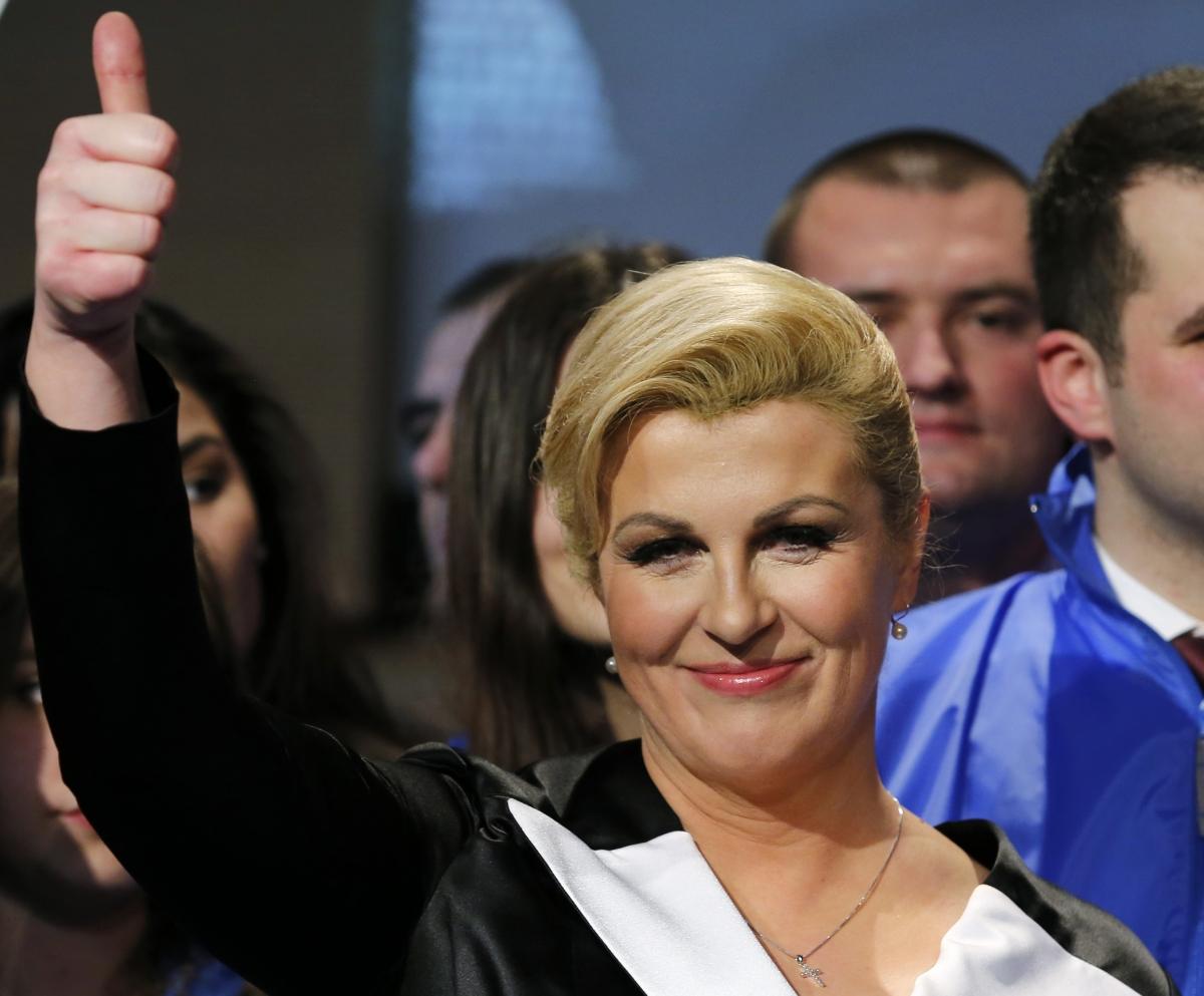Kolinda Grabar-Kitarovic