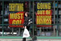 Shop closure