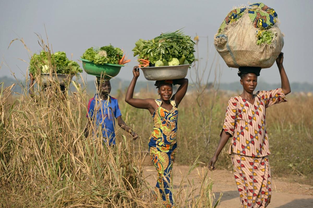 Central African Republic women
