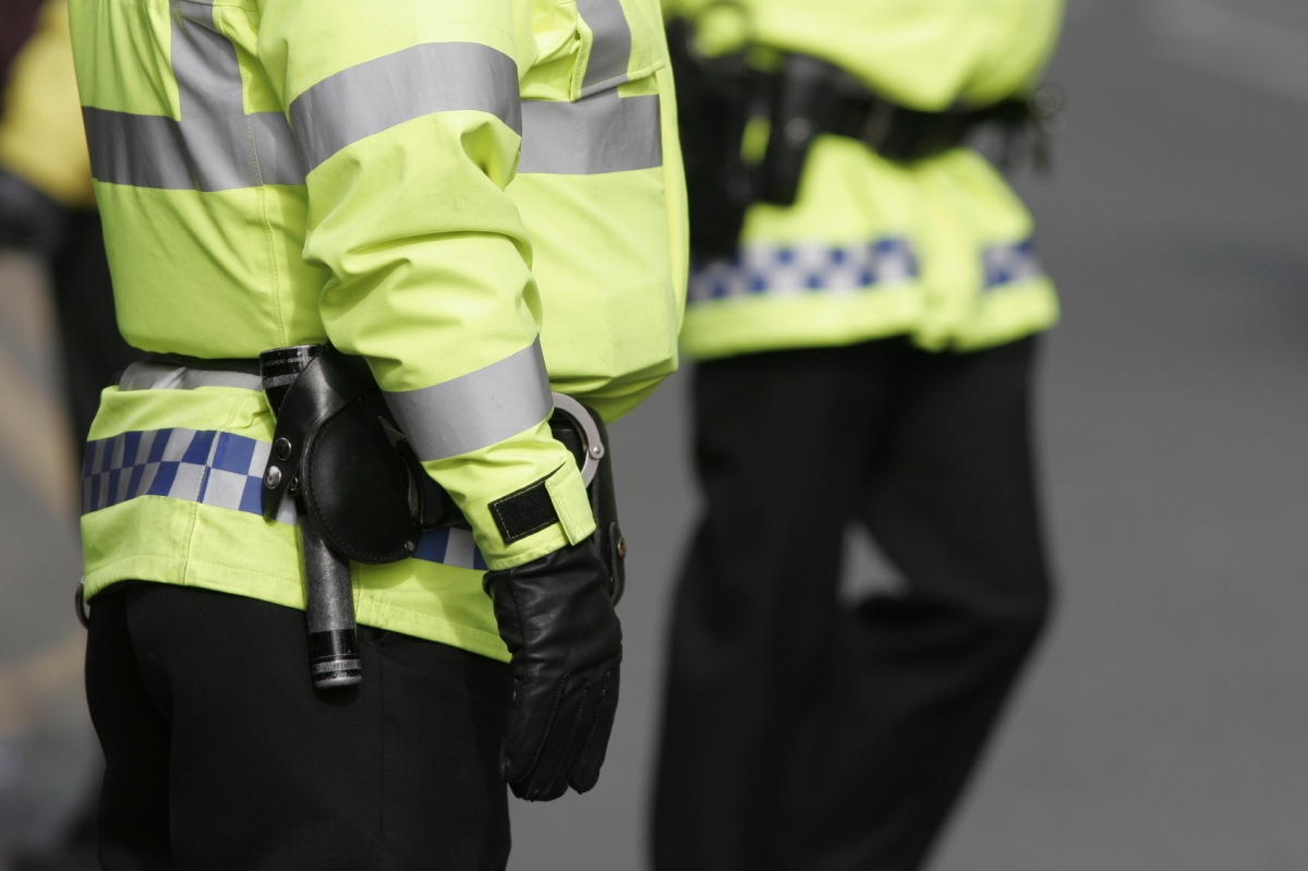 Woman in her 60s has hand cut off during attack at Dundee home