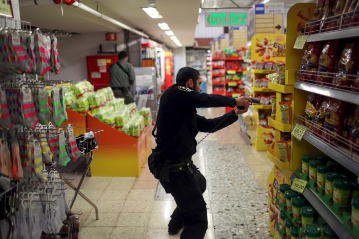 Jerusalem violence Israel Palestine